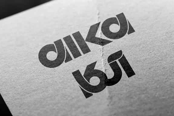 لوگوی کارگاه دکوراسیون آلکا