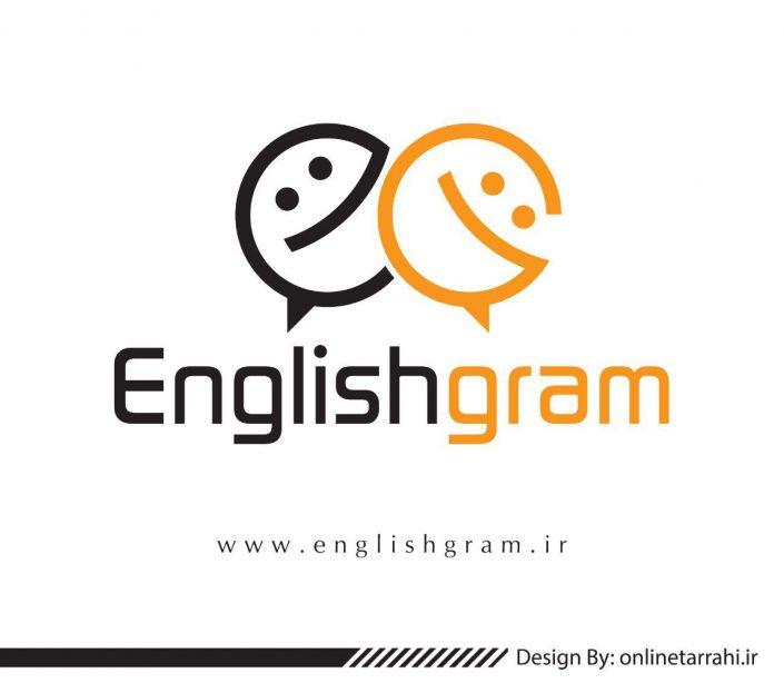 لوگوی وبسایت انگلیش گرام