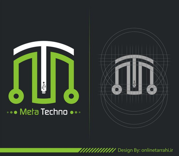 لوگوتایپ MT, لوگوی تکنولوژی